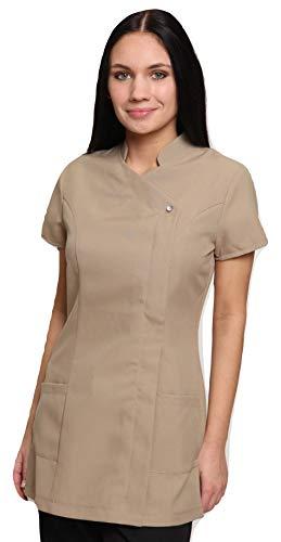 Estetista Cammello Abbigliamento Freya Casacca Donna xfqx01Yd