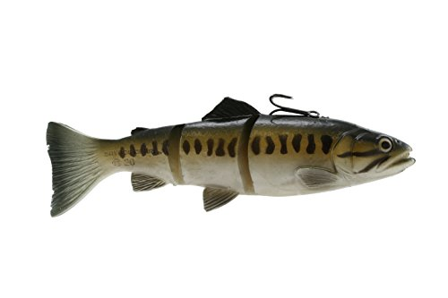 """Savage Gear 3D 6"""" Line Thru Trout Swimbait, Baby Bass, for sale  Delivered anywhere in USA"""
