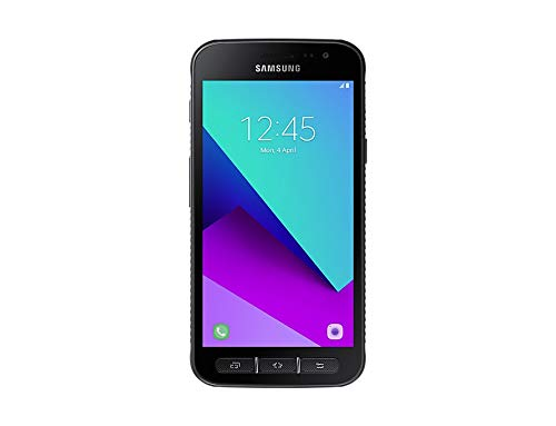 Samsung Galaxy Xcover 4 SM-G390F 16GB (GSM Only, No CDMA) Factory Unlocked Android Smartphone (Grey) - International Version