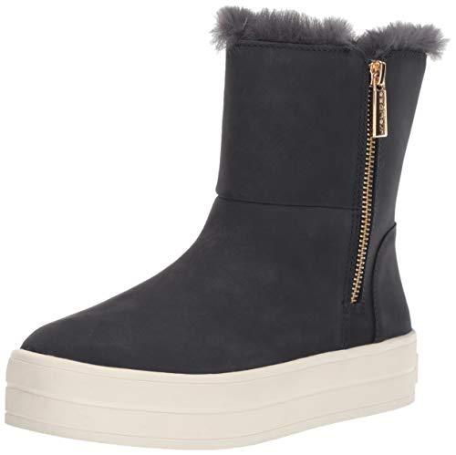Pictures of J Slides Women's Henley Sneaker Navy 7 M US 842997188701 1