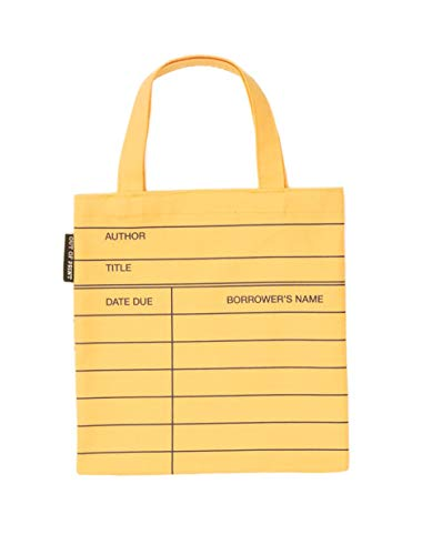 Out of Print Library Card Kid's Tote Bag