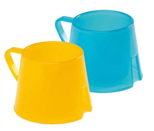 【予約中!】 Vital B000OKITTU Baby Baby 49801 Steady Cup 2ピースブルー Steady/イエロー B000OKITTU, JOYPLUS (ジョイプラス):9876b1e2 --- arianechie.dominiotemporario.com