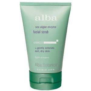 Alba Botanica: Natural Even Advanced Sea Algae Enzyme Scrub, 4 oz (3 -