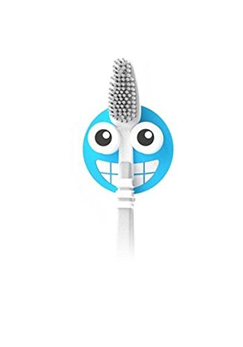 cepillo de dientes – Soporte para Emoji