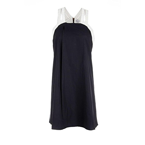 rdm-by-rue-du-mail-womens-poplin-faux-trim-casual-dress-navy-40