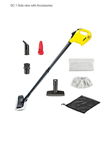 Kärcher SC1 Premium Steam Cleaner, Handheld and Steam Mop In One -...