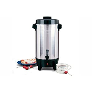West Bend Party Coffee Urn 100 Cup