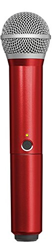 Shure WA712 RED Colored Wireless Transmitters