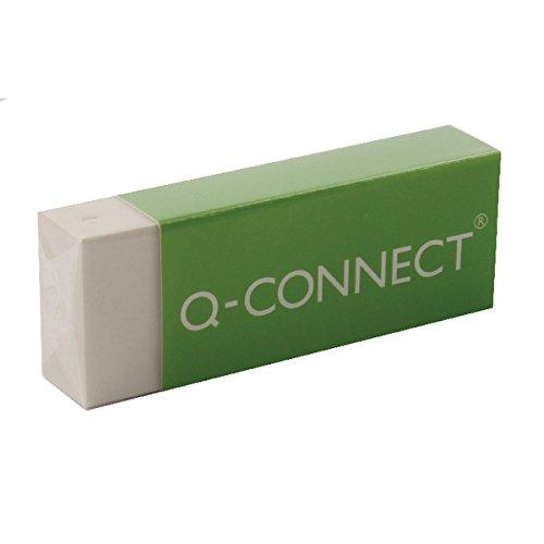 13 opinioni per Q Connect PVC- Gomma bianca per cancellare, Confezione da 20