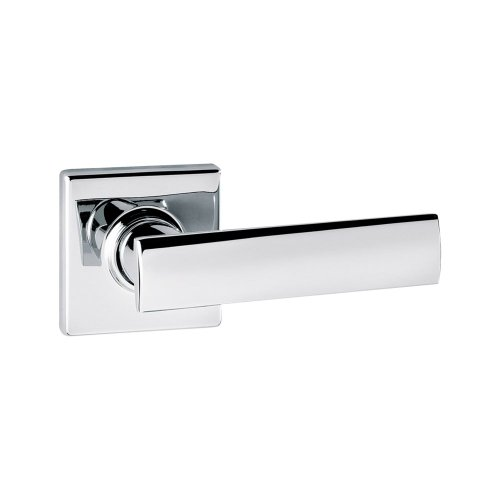 Kwikset Vedani Half-Dummy Lever Lever in Polished Chrome (Leverset Door Handles)