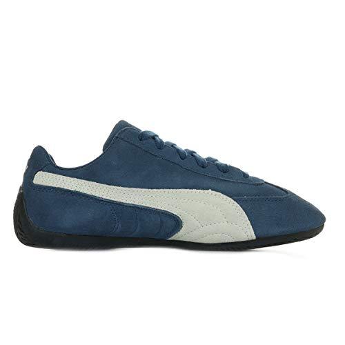 Speed Sneaker Bleu Basse Cat Puma Uomo pxqOPPw