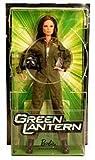 Barbie as Carol Ferris Green Lantern Movie Doll 2011 SDCC Exclusive by Mattel