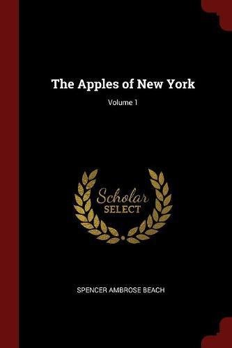 The Apples of New York; Volume 1 ebook
