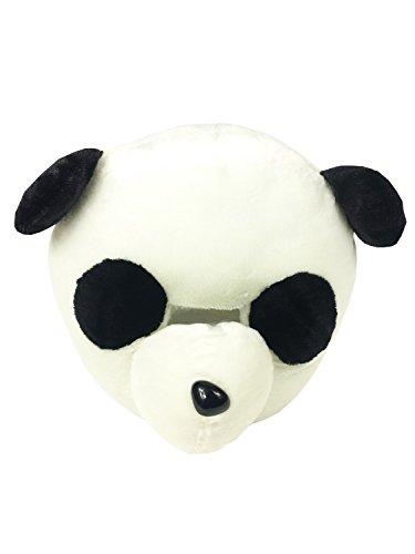 Mascot Head (White