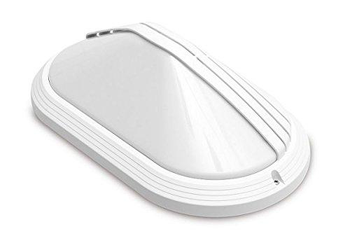 Plafoniere Per Ambienti Umidi : Plafoniera ovale da parete lampada esterno interno per