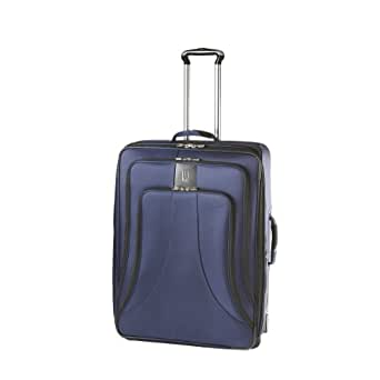 Travelpro Luggage WalkAbout LITE 4 28-Inch Expandable Rollaboard Suiter, Blue, One Size