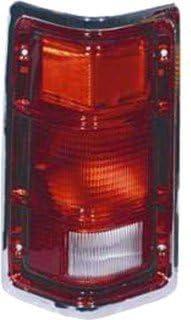 Lens /& Housing TAIL LIGHT Left LH 1988 1989 1990 1991 1992 1993 1994 1995 1996 88 89 90 91 92 93 94 95 96 Driver 1988-1996 for DODGE Dakota