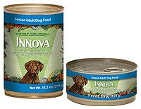 Innova Senior Dog Food - 12x13.2 oz