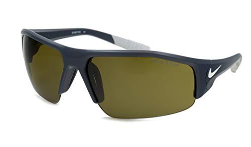 Nike EV0857-002 Skylon Ace XV Sunglasses (One Size), Matte Dark Magnet Grey/White, Max Outdoor Lens (Nike Training Glasses)