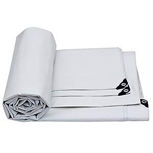 Duwen, copertura per telone esterno, copertura antipioggia, multiuso, copertura per tenda, telo impermeabile, tenda da… 4 spesavip