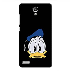 Cover It Up - Don Duck Print Redmi Note 4G Hard Case