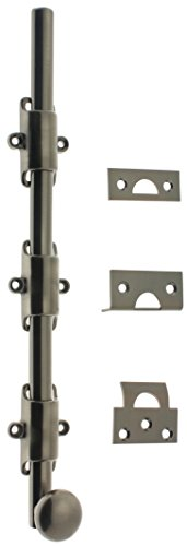 brass french door bolt - 3