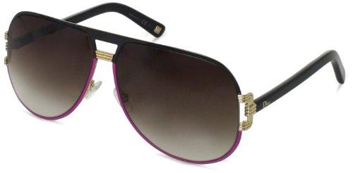 Christian Dior Designer Sunglasses Graphix2-V4S in Black-Pink - Dior Designers