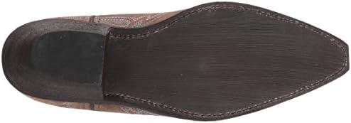 Adtec Damen Western Cowboy Stiefel, (braun), 40 EU