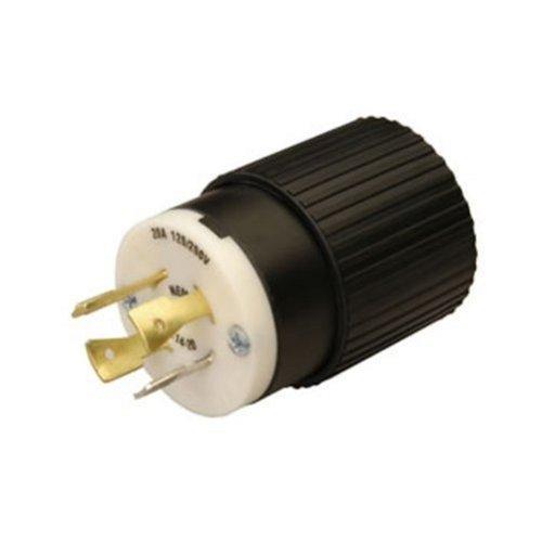 Reliance Controls Corporation L1420P Male Cord Plug for Generator Cords