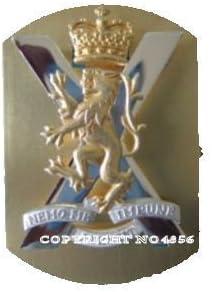 Royal Regiment of Scotland in bi metal 2 piece