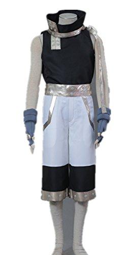 Love Anime Cosplay Costume Uniform-Black Star 3Pcs Set ()