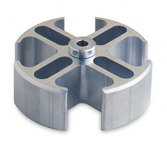 Flex-a-lite 504 Aluminum 1/2' Fan Spacer