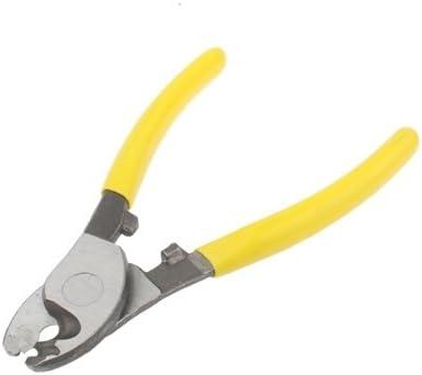 ペンチ カッタープライヤーツール ST606 9mm シャープワイヤーストリッパー 電線皮むき ケーブル ハンドツール