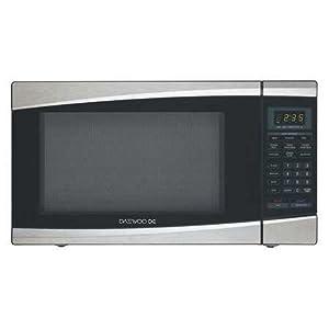 Microwave, Silver, 1.3 cu. ft., 120V