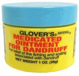 Glovers Medicated Ointment For Dandruff. 1oz [Misc.] by Glover's