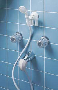 North Coast Medical Hand Held Portable Shower (Tub Shower Adapter)