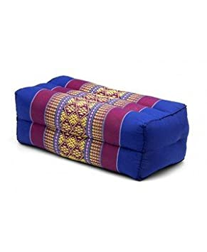 Cojín de yoga cuadrado azul morado - anadeo: Amazon.es ...