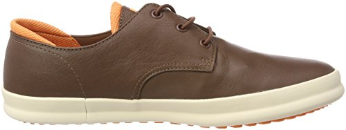 Uomo Stringate Marrone 210 Camper Medium Scarpe Oxford Chasis Brown IgfqE