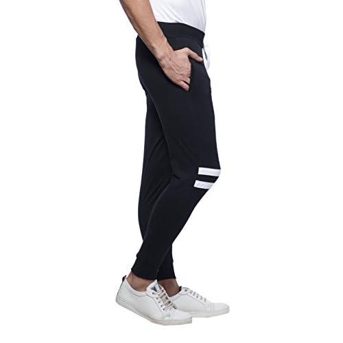 311GjLfnaRL. SS500  - Alan Jones Clothing Men's Cotton Slim Fit Joggers