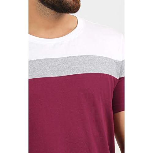 311GjTkKbDL. SS500  - AELOMART Men's Regular Fit T-Shirt