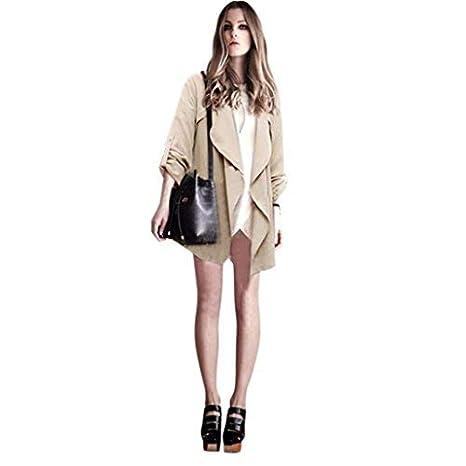 supersu Mujer Otoño Primavera fija abrigo de mujeres Trench Coat Mujer grandes tamaños para mujer abrigo