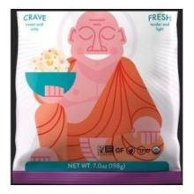 LesserEvil Buddha Bowl Organic Himalayan Sweetness Popcorn, 7 Ounce - 12 per case.