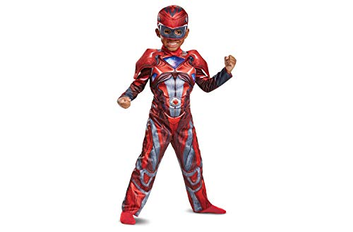 Power Rangers Red Ranger Costume 2T