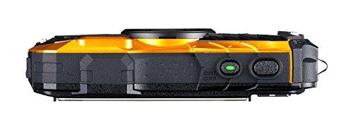 Ricoh WG-50 16MP Waterproof Still/Video Camera Digital with 2.7