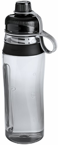 Rubbermaid  20-Ounce Filtration Personal Bottle, Black