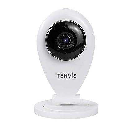 ☆Tenvis T8805 Camara IP WiFi P2P Fija Grabacion Memoria Micro SD ☆Alta resolucion ☆
