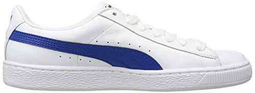 Puma PUMA turkish White LFS Sneaker Classic Men's Basket Sea wO1Xp