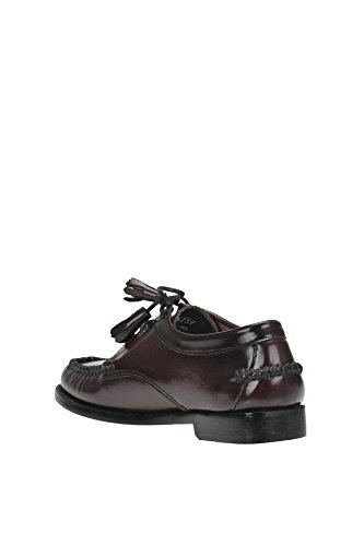 Lacets À Bordeaux Cuir Femme Chaussures Mcglcab04034i Weejuns Y60xwqEXY