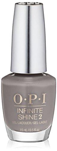 OPI Infinite Shine Nail Polish, Steel Waters Run Deep, 0.5 fl. oz.