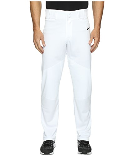 Nike Vapor Pro Pants White/Black Men's Casual Pants❗️Ships Directly from